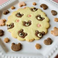どうぶつ柄クッキー型